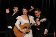 Trio flamenco 2